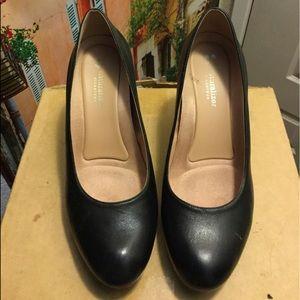 Naturalizer Women's Black Pump High Heels